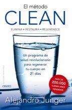 el metodo clean-alejandro junger-9788497546089