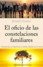 el oficio de las constelaciones familiares bertold ulsamer 9788497779289