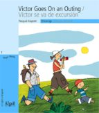 victor goes on an outing   letra cursiva pasqual alapont 9788498452389