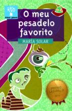 o meu pesadelo favorito-maria solar-9788498655889