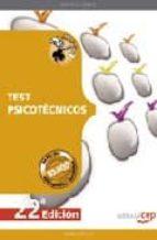 test psicotecnicos 9788499244389