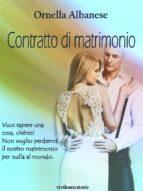 contratto di matrimonio (vivi le mie storie) (ebook) 9788827534489