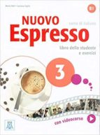 espresso 3 nuevo alumno+dvd 9788861823389