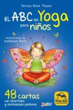 abc del yoga para niños - cartas-teresa anne power-9788893194389