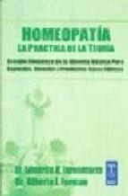 homeopatia: la practica de la teoria: estudio dinamico de la mate ria medica pura: supresion, curacion y pronostico: casos clinicos-eduardo n. inventarza-alberto j. furman-9789501750089