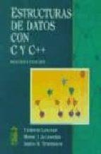 estructuras de datos con c y c++ (2ª ed.)-yediyah langsam-moshe augenstein-9789688807989