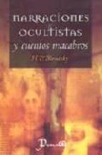 narraciones ocultistas y cuentos macabros h.p. blavatsky 9789707321489