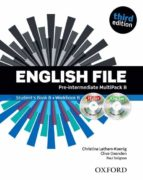 english file third edition pre-intermediate: multipack b with itutor and ichecker-9780194598699