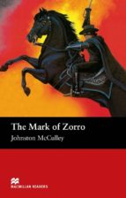 macmillan readers elementary: mark of zorro, the pack-johnston mcculley-9781405076999