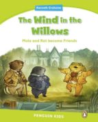 penguin kids 4 the wind in the willows reader-9781408288399