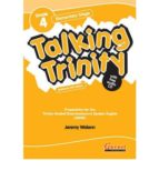talking trinity elementary stage student s book grade 4 + cd-9781859646199