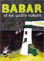 babar et les quatre voleurs-jean de brunhoff-9782010058899