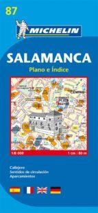 plano michelin salamanca (ref.19087) 9782067127999