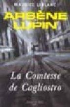 la comtesse de cagliostro : arsène lupin maurice leblanc 9782877065399