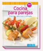 cocina para parejas (minilibros de cocina) 9783625005599