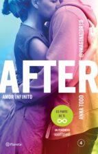 after. amor infinito (serie after 4) edición mexicana (ebook) anna todd 9786070727399