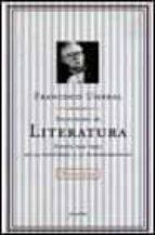 diccionario de literatura (2ª ed.)-francisco umbral-9788408015499