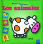 los animales (pequeña biblioteca) 9788408065999
