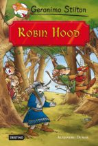 grandes historias : robin hood geronimo stilton 9788408111399