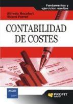 contabilidad de costes (ebook)-vicent ferrer-9788415330899
