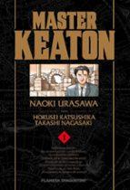 master keaton kanzenban nº1 9788415480099