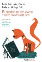 el paraíso de los gatos y otros cuentos gatunos-9788415564799