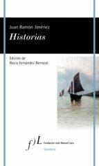 historias (ebook)-juan ramon jimenez-9788415673699