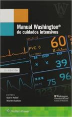 manual washington de cuidados intensivos (2ª ed.)-martin kollef-warren isakow-9788416004799