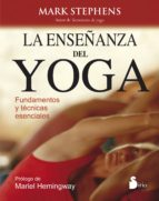 la enseñanza del yoga-mark stephens-9788416233199