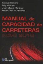 manual de capacidad de carreteras hcm 2010 manuel romana 9788416671199