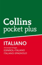 collins pocket plus: español italiano/ italiano español 9788425346699