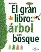 el gran libro de los arboles y del bosque-rene mettler-9788426139399