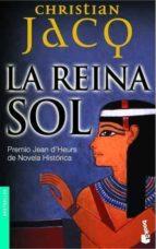 la reina del sol-christian jacq-9788427032699
