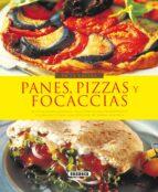 panes, pizzas y focaccias-9788430567799