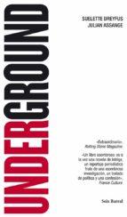 (pe) underground julian assange suelette dreyfus 9788432209499
