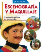 El libro de Escenografia y maquillaje autor MONICA MARTI GARBAYO DOC!