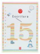 cuaderno de escritura 15 (5º educacion primaria)-9788434844599
