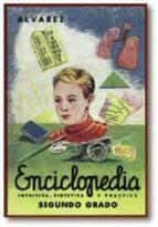 enciclopedia alvarez, 2º grado antonio alvarez perez 9788441404199