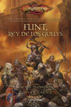 flint, rey de los gullys-douglas niles-mary kirchoff-9788448005399