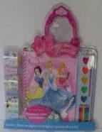 princesas de cuento para colorear (disney princesas)-9788448825799