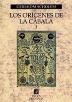 los origenes de la cabala (vol. i)-gershom scholem-9788449310799