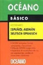 basico diccionario español aleman deutsch spanisch 9788449421099