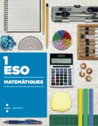 matemàtiques. construïm 2015 1º eso-9788466138499