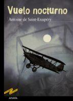 vuelo nocturno antoine de saint exupery 9788466726399