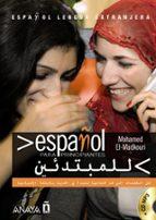 español para principiantes español arabe (estudiantes arabes) mohamed el madkouri 9788466786799