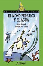 el mono federico y el agua norma sturniolo 9788466793599