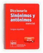 diccionario sinonimos pequeño 2012 (con acceso on line) 9788467524499