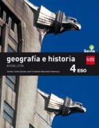 geografía e historia 4º eso savia andalucía-9788467584899
