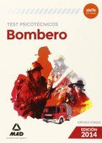 bombero: test psicotecnicos 9788467699999