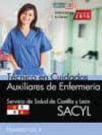 AUXILIAR DE ENFERMERÍA (SACYL) TEMARIO VOL II